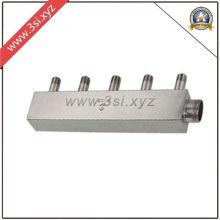 Colector roscado Ss en separador de agua de calefacción de piso (YZF-F43)