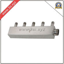 Distribuidor rosqueado ss no separador de água de aquecimento de piso (yzf-f43)