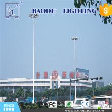 Torre de iluminação de mastro alta poligonal 35m (BDG35)