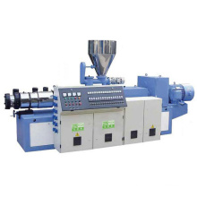 SJ series twin screw plastic extruder