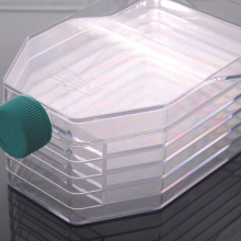 5-layer Lab cell culture flask