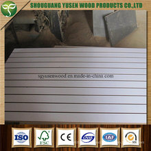 Slat Wall MDF Grooved Panels