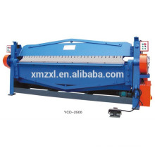 electric metal sheet folding machine