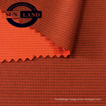 polyester bamboo antibacterial charcoal interlock fabric