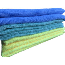 Microfiber Quick Dry Warp Knitting Cleaning Cloths