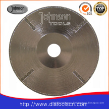 OD150mm Electroplated diamond cup wheels