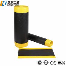 Non-Slip PVC Diamond Plate Flooring Anti-Fatigue Rubber Foot Mat