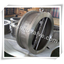 "16"" Wafer Type Flange End Check Valve (ANSI 300#)"