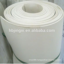 PVC soft sheet for flooring and carpet