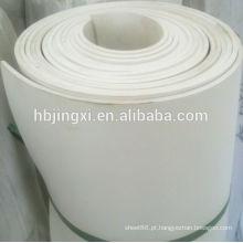 Folha macia de PVC para piso e carpete