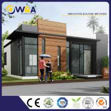(WAS3505-110S) Bonne isolation thermique Maison préfabriquée, fabrication préfabriquée de maisons en béton