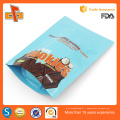 FDA Quality Plastic Cookie Snack Food Stand Up Sac d'emballage fabriqué en Chine