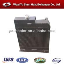 Venta caliente y garantía de alto rendimiento personalizado barra y placa de aluminio de tanque de agua