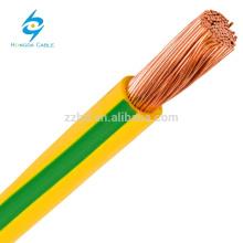 Câble blindé de fil d'acier isolé par caoutchouc de silicone de 450v cuivre H07RN-F