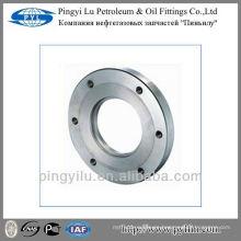 GOST estándar de fundición de acero al carbono de aceite de agua de tuberías de suministro plana cara bridas 12820-80
