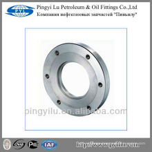 GOST standard casting carbon steel water oil pipe supply flat face flanges 12820-80