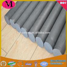 China barra de grafito extruido o barra grafítica isostática para la venta