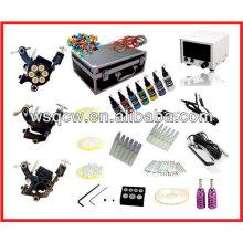 Full set Tattoo Machine kit with 3 machines