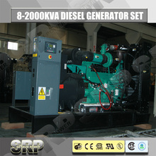 Diesel Generator Set Diesel Gernerating Set Powered by Cummins Sdg60DC