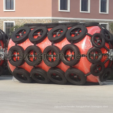 Floating PU Foam Filled Marine Buoy and Fenders / Floater for Vessel