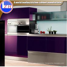 High Gloss Kitchen Cabinet (zhuv)