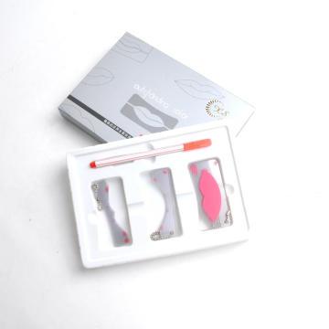 Professionelles Microblading Augenbrauen-Trainings-Schablonen-Set