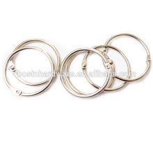 Fashion High Quality Metal Binding Ring