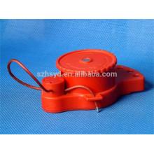 Approuver la longueur CE 1.8m et le diamètre du câble 5mm ABS cheap industrial padlock breaker