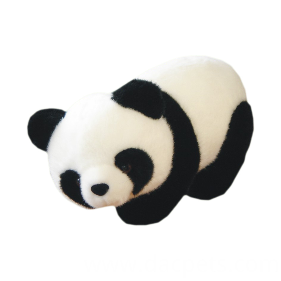 stuffed panda toy