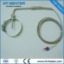 Aluminium-Kopf-Abgassensor