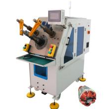 Máquina automática de inserción de bobina de bobina del estator del motor de inducción