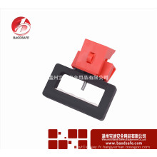 Wenzhou BAODSAFE BDS-D8613 Verrouillage du verrouillage du brouillage de la couleur rouge Safety MCB Lockout