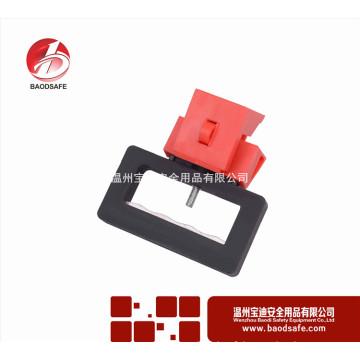 Wenzhou BAODSAFE BDS-D8613 Verrouillage du verrouillage du brouillage de la couleur rouge Safety MCB Lockout