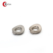 steel machinery parts nuts
