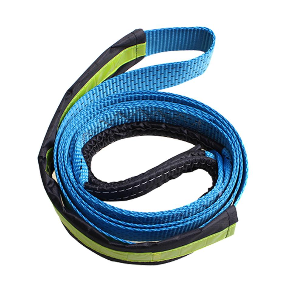 Tow Strap 5m 17637lbs Emergency Towing Rope