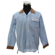 Workwear, Made of Cotton Fabric, Customized Sizes and Colors Accepted