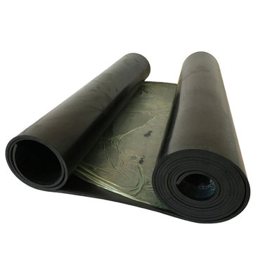 Black Natural Rubber Sheet