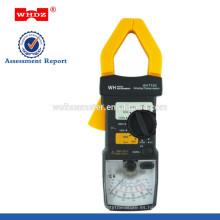 multímetro abrazadera analógica medidor de abrazadera KT7120