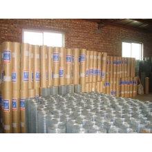 Fabricación de suministro de malla de alambre soldada de bajo carbono