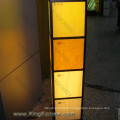 translucent architectural resin panel, decorative resin panels