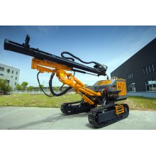 Horizontal Borehole Rock Drilling Truck Equipment