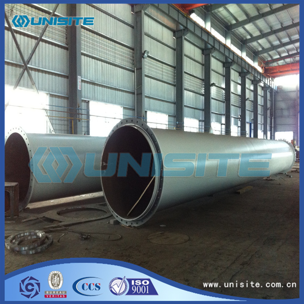 Steel Exhaust Straight Pipe1