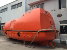 25 Persons Totally Enclosed Lifeboat with Yanmar Diesel Engine