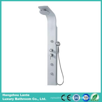 Bath Appliance Hydrotherapy Aluminium Alloy Shower Screen (LT-L657)