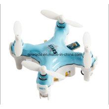 Nueva mini alta calidad Uav 2.4GHz 4CH RC Quadcopter eléctrico