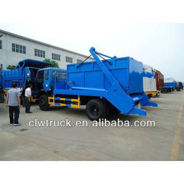 8000L Dongfeng camión basculante basculante brazo