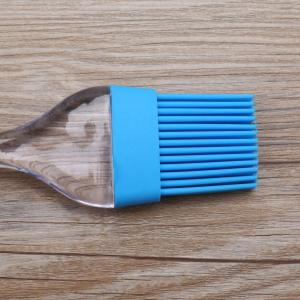 Hot selling Bright Color Cheap Silicone BBQ Basting Brush