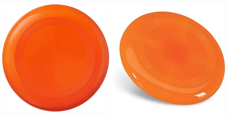 DETAIL plastic frisbee