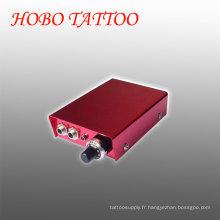Vente chaude pas cher Mini alimentation de pistolet de tatouage HB1005-5
