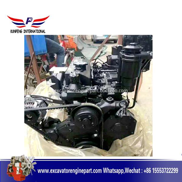 Original 4TNV88 Yanmar Diesle Engine Assebly